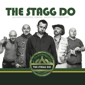 CD artwork for the stagg do soundtrack
