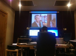 Stagg Do ADR session